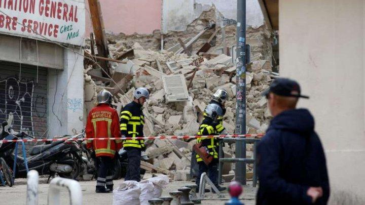 Trei cadavre au fost descoperite sub dărâmături după prăbuşirea unor imobile în centrul Marsiliei