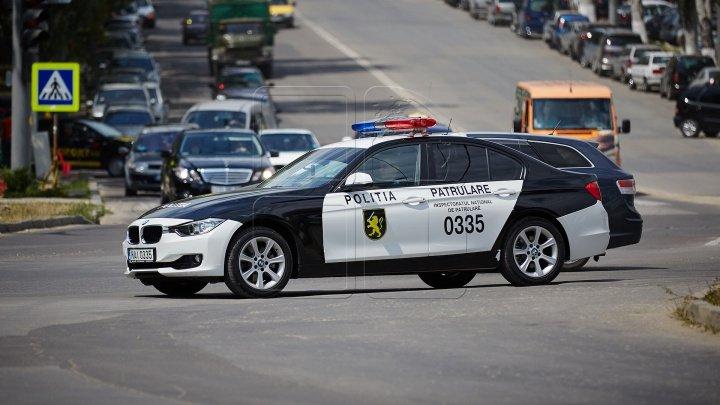InfoTrafic: Drumurile naţionale unde vor staţiona MAŞINI de poliţie dotate CU RADAR