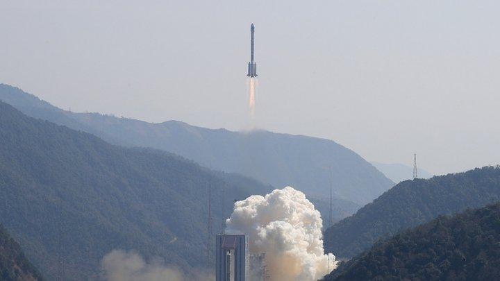 China a lansat cu succes al 41-lea satelit Beidou pe orbita Pământului