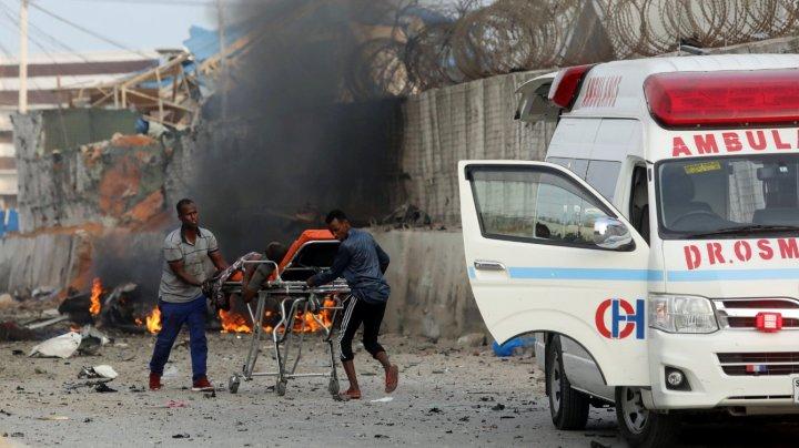ATENTAT TERORIST în capitala Somaliei: Cel puțin 39 de morţi și alţi 40 de răniţi