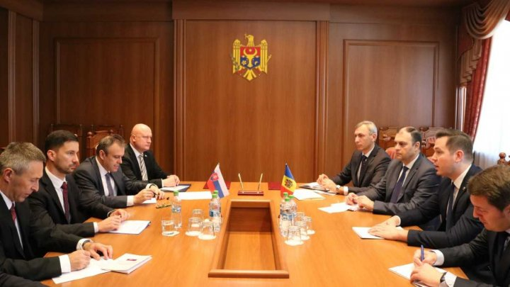 Slovacia încurajează Moldova să continue reformele în conformitate cu prevederile Acordului de Asociere cu UE