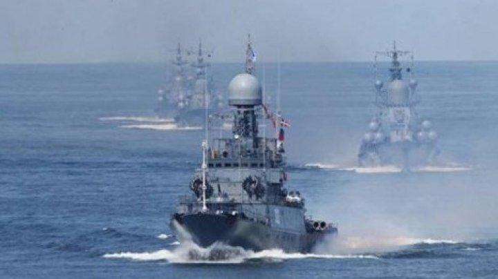 Capturarea navelor ucrainene de către Rusia: Washingtonul denunţă o acţiune ilegală