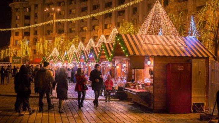 Târgul de Crăciun București 2018 va fi inaugurat de Sfântul Andrei, pe data de 30 noiembrie