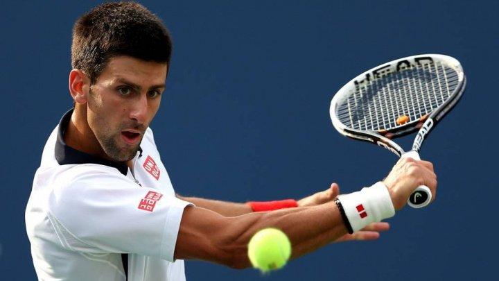Novak Djokovic este primul jucător calificat în semifinalele Turneului Campionilor