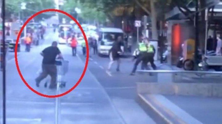 Un om al străzii a devenit EROU, după atacul din Melbourne. Gestul australienilor față de el