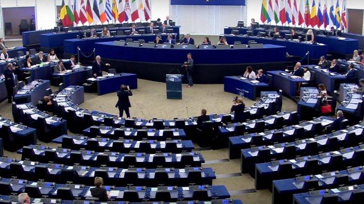Pandemia COVID-19 a forţat Parlamentul European să-şi suspende sesiunile plenare