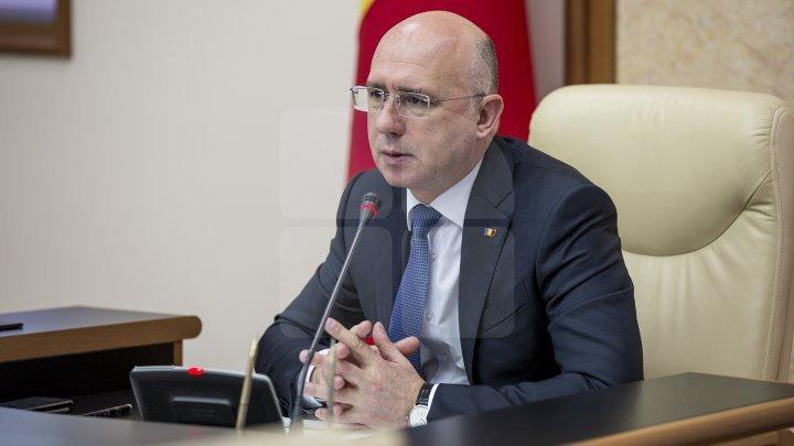 Pavel Filip, la ședința Comisiei guvernamentale pentru reintegrarea ţării: Trebuie să demonstrăm că suntem partea activă și să venim permanent cu inițiative