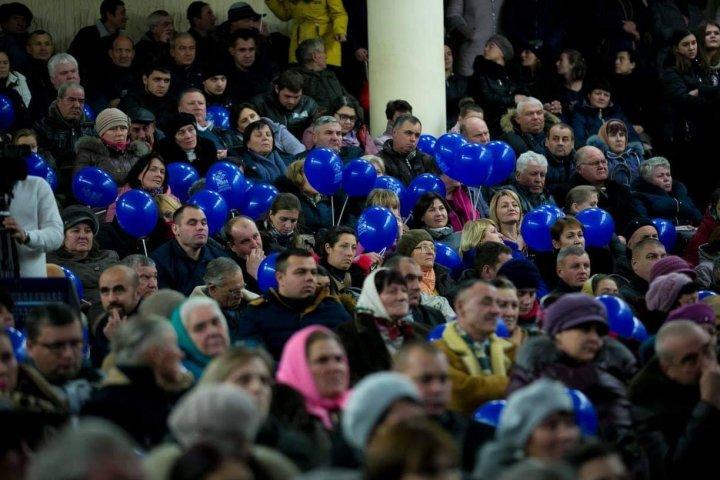 Partidul Democrat devine tot mai mare: 80 de persoane din Criuleni s-au alăturat echipei PDM