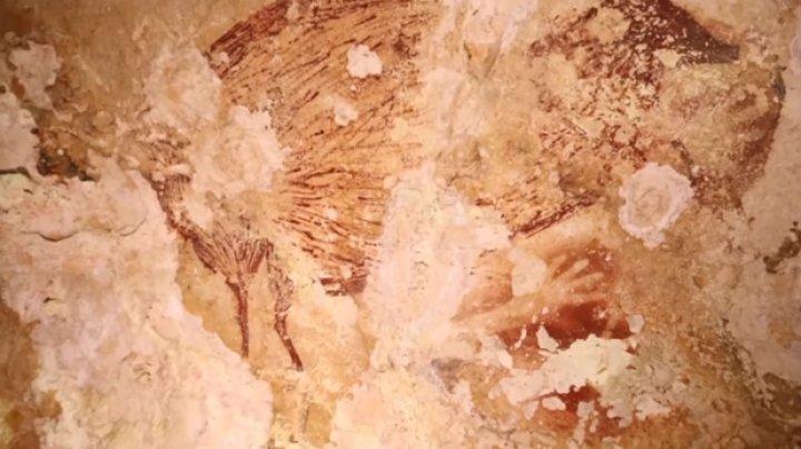Arheologii au descoperit picturi rupestre în Asia de Sud-Est
