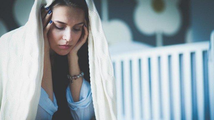 STUDIU: Femeile care nasc băieți au mai multe șanse să sufere de depresie postnatală