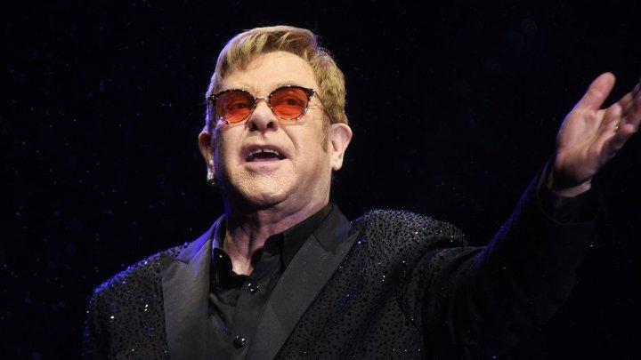 Elton John şi-a anulat două concerte din cauza unei infecţii la ureche