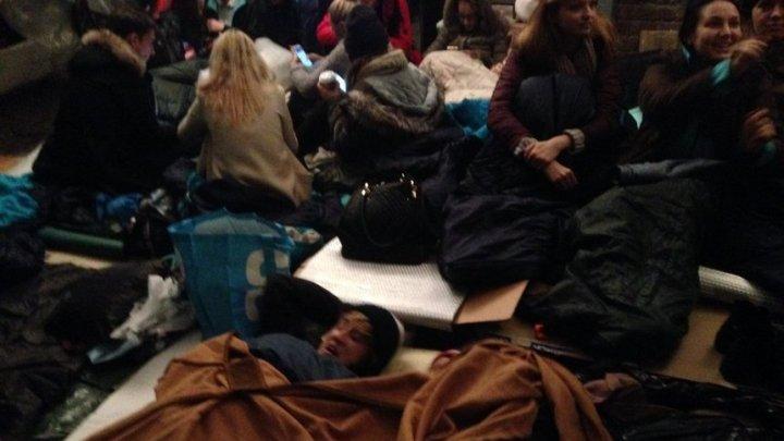 STUDIU: Una din 200 de persoane din Marea Britanie este fără adăpost