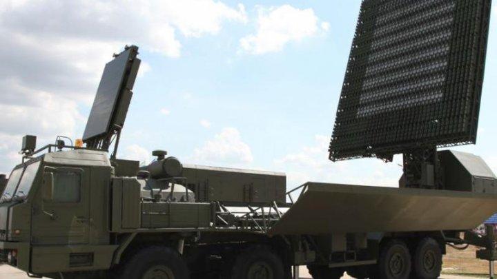 Rusia va construi un nou radar de avertizare timpurie a rachetelor în Crimeea
