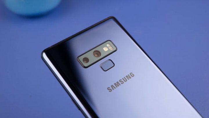 Galaxy Note9, reclamat pentru probleme cu funcţionarea camerei foto