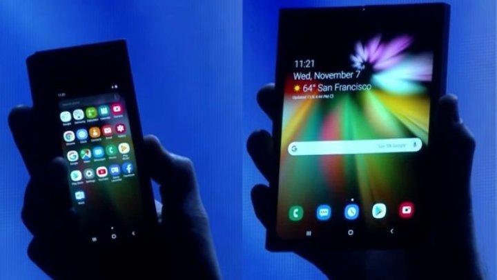 Galaxy Flex, primul smartphone cu ecran pliabil de la Samsung, ar putea avea un preţ colosal