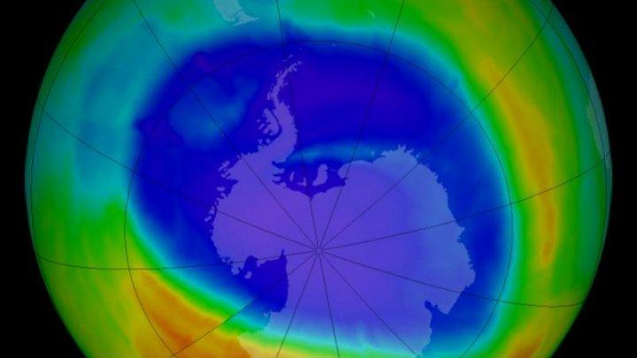 Stratul de ozon al Pământului se va reface complet în următorii 40 de ani