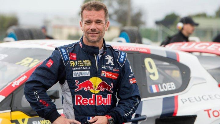 Sebastien Loeb a testat automobilul cu care va concura în Raliul Dakar-2019