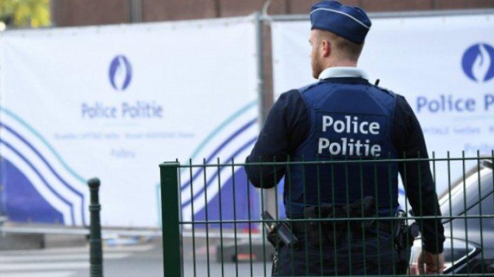 BRUXELLES-ul, ZBUCIUMAT! Un poliţist RĂNIT în timpul unui ATAC TERORIST în Capitala Belgiei