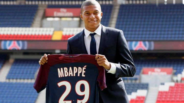 MBAPPE, CEL MAI SCUMP DIN LUME. Valoarea francezului este estimată la 216,5 mln. de euro