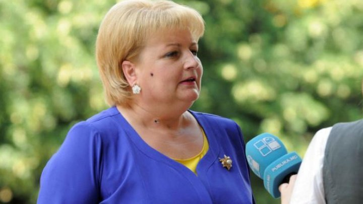 """Valentina Stratan, despre raportul anchetei Open Dialog: Beneficiarii furtului miliardului au fost partidele extraparlamentare, lideri pretinși, care au strigat """"unde-i miliardul"""""""