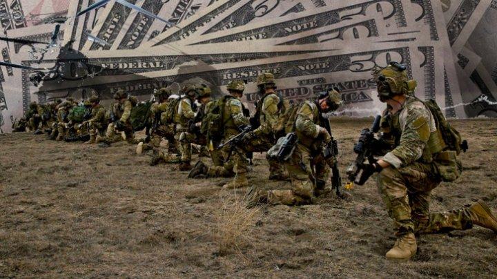 Cât au cheltuit Statele Unite pentru războiul împotriva terorismului