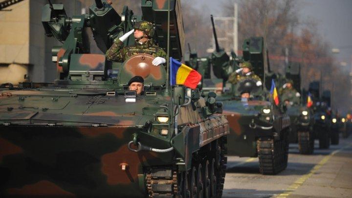 Un soldat MORT, în timpul pregătirilor pentru Parada de 1 decembrie din România
