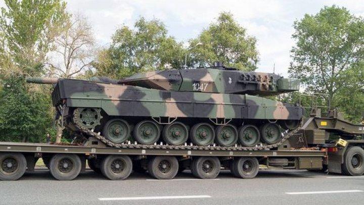 Germania opreşte exporturile de armament către Arabia Saudită