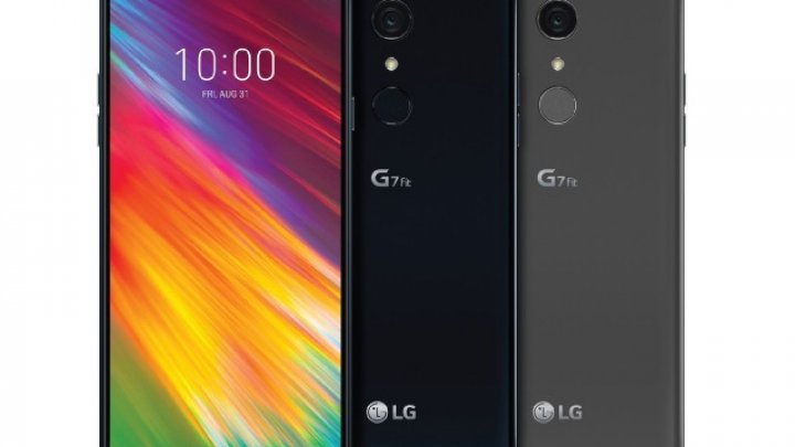 LG lansează o versiune mai ieftină a modelului G7