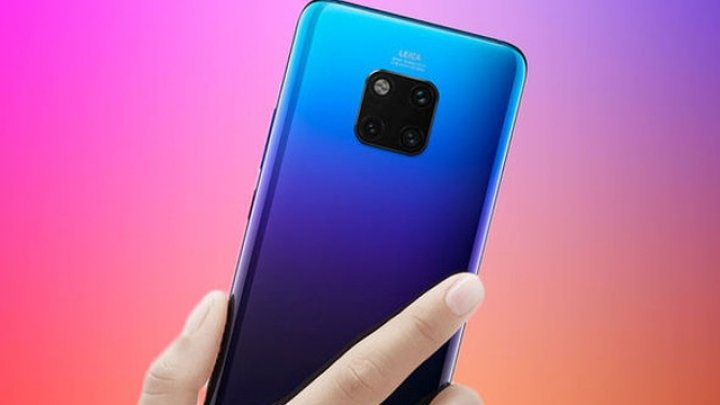 Huawei pregăteşte telefoane cu zoom 10X, patru camere foto şi 5G
