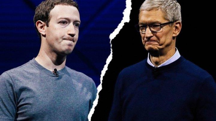 Zuckerberg interzice iPhone-urile în rândul angajaţilor săi