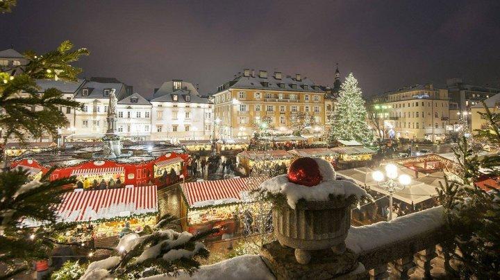 ATMOSFERĂ FEERICĂ! Cele mai frumoase târguri de Crăciun din Europa (FOTO)