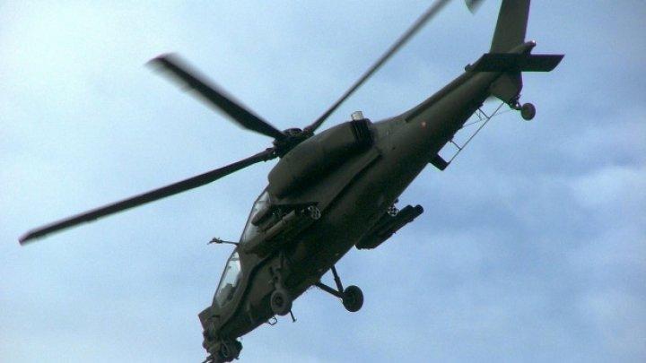 ALERTĂ! Un elicopter militar s-a prăbușit în Istanbul. Trei soldați au murit