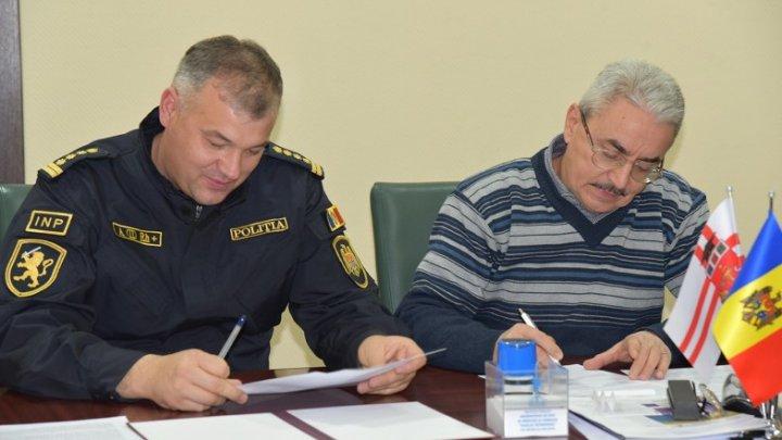 Colaborare între INP şi USFM. Poliţiştii vor învăţa cum să acorde primul ajutor, iar medicii vor primi informaţii privind diverse situaţii în trafic