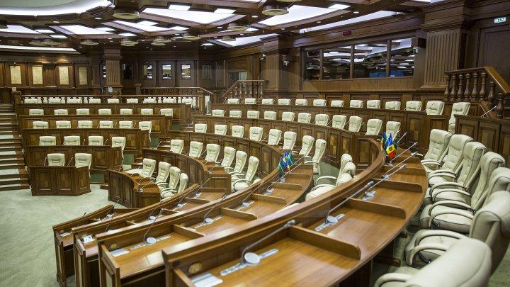 Parlamentul se convoacă în sesiunea extraordinară. Ce subiecte sunt pe ordinea de zi (DOC)