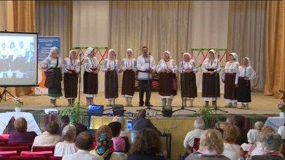 Festivalul Anii tinereţii mele a ajuns la Străşeni. La eveniment au participat oameni din cinci raioane