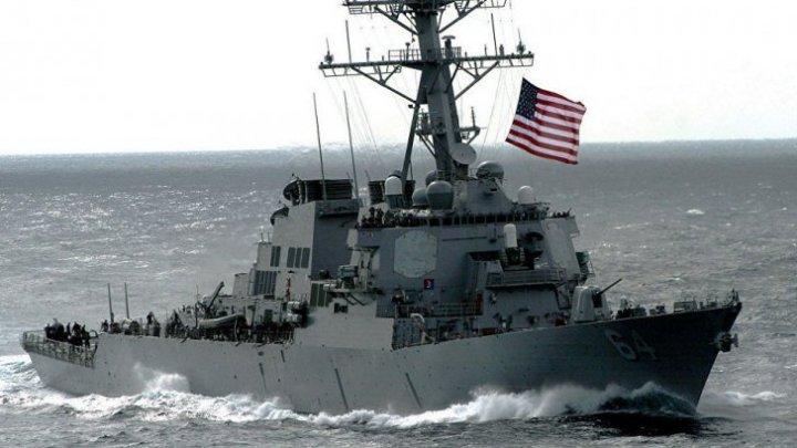 Incidentul din Strâmtoarea Kerci: Statele Unite vor să trimită o navă de război în Marea Neagră