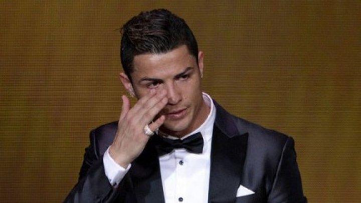 Ronaldo, dezamăgit la Balonul de Aur: A fost învins cu aproape 300 de voturi de Luka Modric