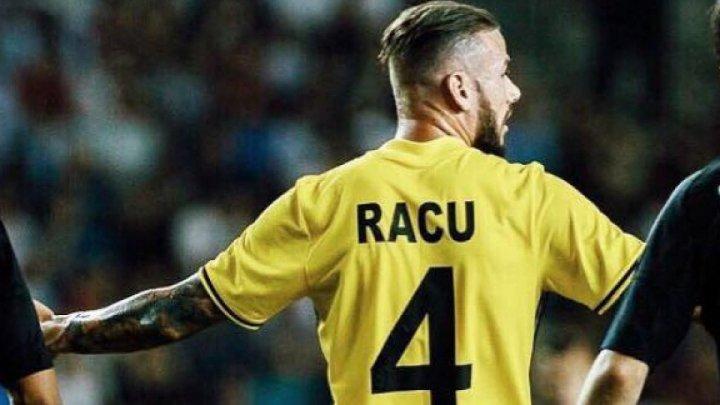 Internaţionalul moldovean Petru Racu a părăsit clubul Sheriff Tiraspol. Care este motivul