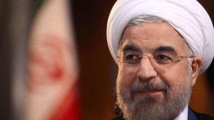 Hassan Rohani: Sancţiunile americane reprezintă terorism economic