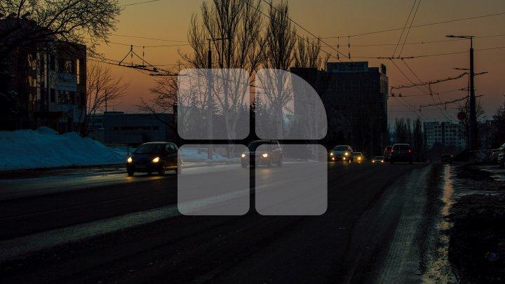 Infotrafic. Străzile pe care se circulă cu dificultate