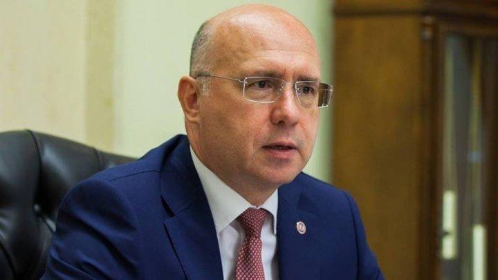 Premierul Pavel Filip le-a urat moldovenilor sănătate, linişte, realizări şi bucurii alături de cei dragi