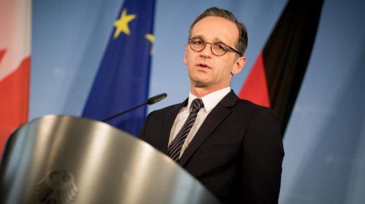Ministrul de externe german, Heiko Maas cere reformarea Consiliului de Securitate al ONU
