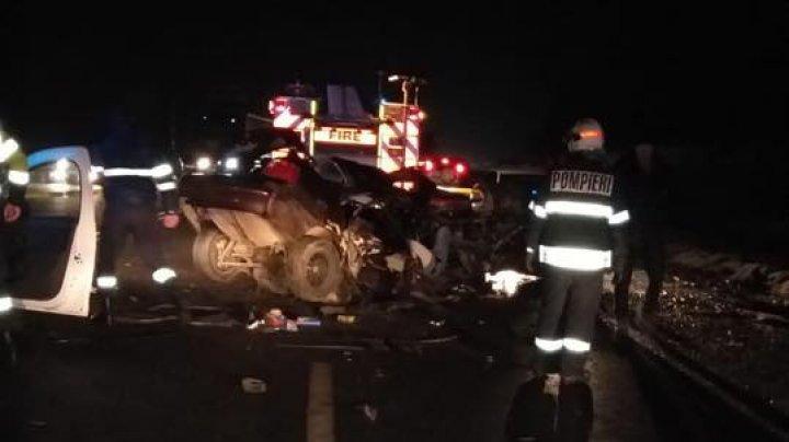 Care este starea supravieţuitorilor groaznicului accident rutier de lângă Ivancea