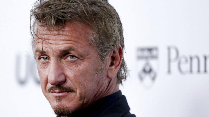 Actorul american Sean Penn se află la Instanbul pentru a realiza un documentar despre Jamal Khashoggi