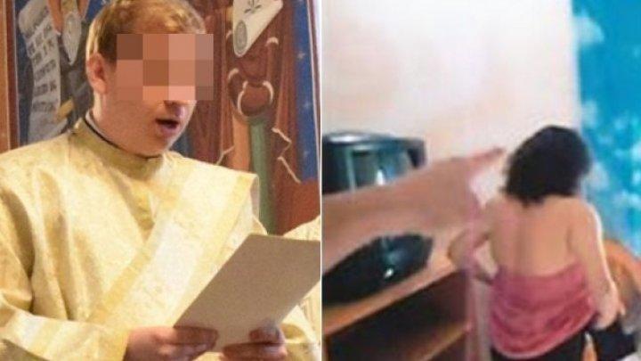 Telenovela continuă. Preotul, care a fost prins de soţie cu amanta în pat, ÎMBRĂŢIŞAT DE ENORIAŞI
