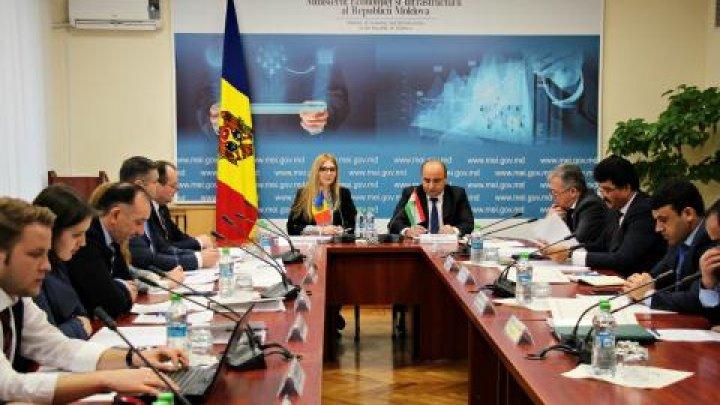 Colaborarea dintre Moldova şi Tajikistan a fost discutată în a III-a ședință a Comisiei interguvernamentale la Chișinău