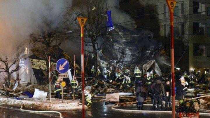 O explozie la un restaurant din Japonia a afectat cel puţin PATRUZECI de persoane. O victimă, în stare gravă