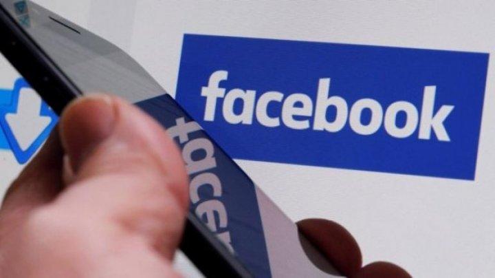 Rețeaua de socializare Facebook a primit o amendă de zece milioane de euro în Italia