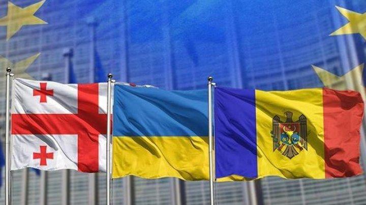 Republica Moldova, Georgia și Ucraina își consolidează eforturile pentru combaterea amenințărilor hibride