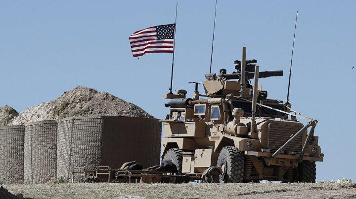 Pentagonul a anunţat semnarea ordinului de retragere a trupelor americane din Siria